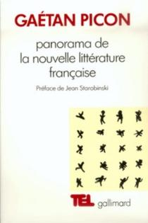 Panorama de la nouvelle littérature française - GaëtanPicon