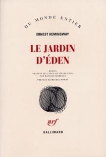 Le jardin d'Eden - ErnestHemingway