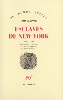 Esclaves de New York - Tama Janowitz