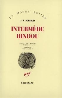 Intermède hindou - Joe RandolphAckerley
