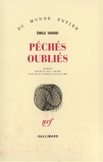Péchés oubliés - ÉmileHabibi