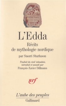 L'Edda : récits de mythologie nordique - Snorri Sturluson