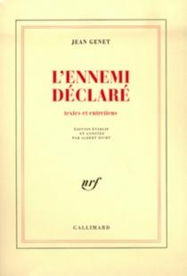 Oeuvres complètes - JeanGenet