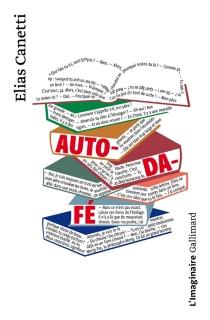Auto-da-fé - EliasCanetti