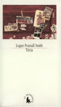 Trivia - Logan Pearsall Smith
