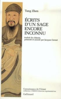 Ecrits d'un sage encore inconnu - ZhenTang