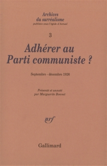 Archives du surréalisme -