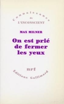 On est prié de fermer les yeux - MaxMilner