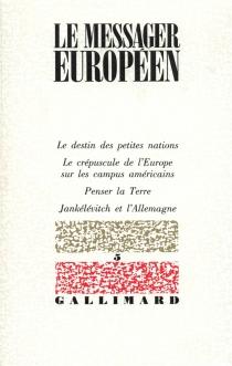 Messager européen (Le), n° 5 -