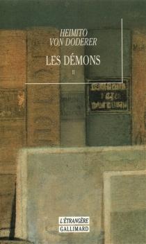 Les démons : d'après la chronique du chef de division Geyrenhoff - Heimito vonDoderer