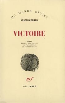 Victoire - JosephConrad