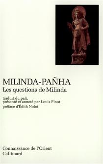 Milinda-panha : les questions de Milinda -
