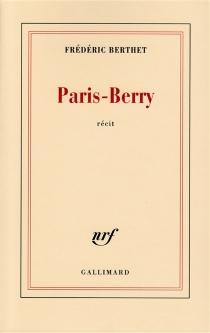 Paris-Berry - FrédéricBerthet