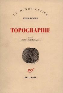 Topographie - SylvieRichterová