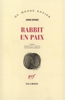 Rabbit en paix - JohnUpdike