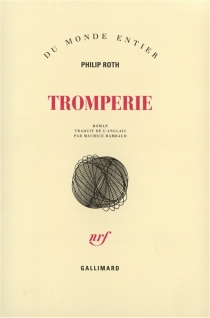 Tromperie - PhilipRoth