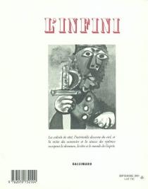 Infini (L'), n° 84 -
