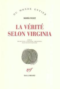 La vérité selon Virginia - MaríaFasce