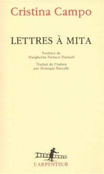 Lettres à Mita - CristinaCampo