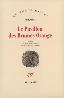 Le pavillon des brumes orange - Paul West