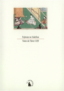 Notes de l'hiver 1039 - SukefusaFujiwara