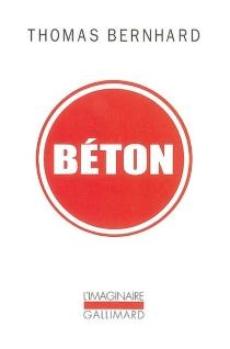 Béton - ThomasBernhard