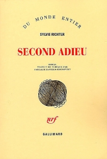 Second adieu - Sylvie Richterová