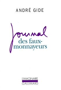 Journal des Faux-monnayeurs - AndréGide