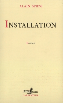 Installation - AlainSpiess