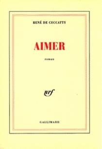 Aimer - René deCeccatty