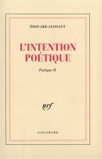Poétique - ÉdouardGlissant