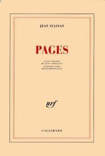 Pages - JeanSulivan
