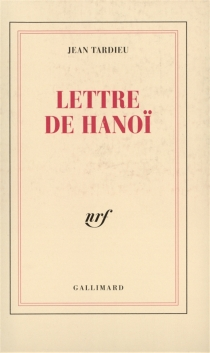 Lettre de Hanoï - JeanTardieu
