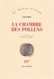 La chambre des pollens - ZoëJenny