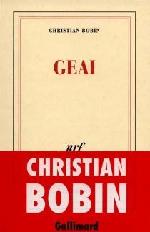 Geai - ChristianBobin