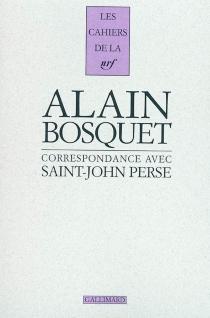 Correspondance : 1942-1975 - AlainBosquet