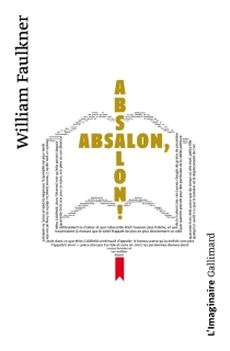 Absalon ! Absalon ! - William Faulkner