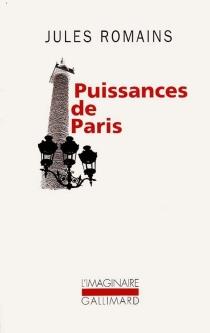 Puissances de Paris - JulesRomains