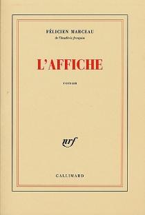 L'affiche - FélicienMarceau