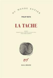 La tache - PhilipRoth