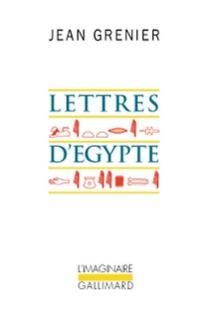 Lettres d'Egypte, 1950| Un été au Liban - JeanGrenier