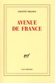 Avenue de France - ColetteFellous