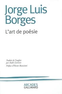 L'art de poésie - Jorge LuisBorges