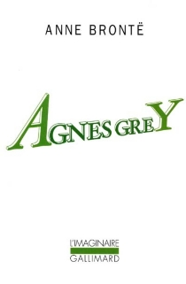 Agnès Grey - AnneBrontë