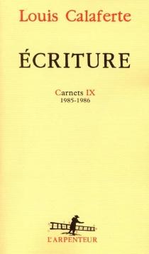 Carnets - LouisCalaferte