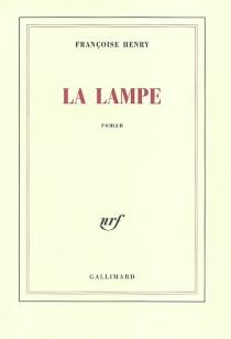La lampe - FrançoiseHenry