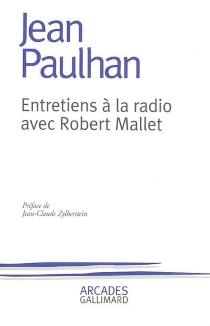 Entretiens à la radio avec Robert Mallet - RobertMallet