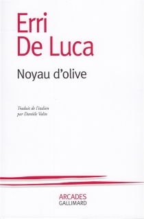 Noyau d'olive - ErriDe Luca