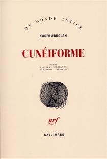 Cunéiforme : notes d'Aga Akbar - KaderAbdolah