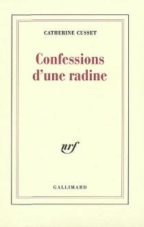Confessions d'une radine - CatherineCusset